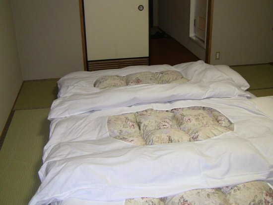 Nagahama Royal Hotel: 部屋和室内部