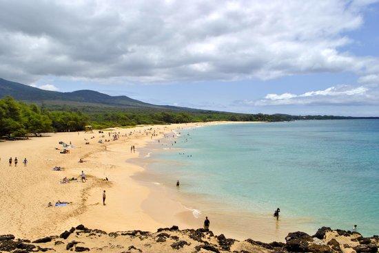 Makena Beach: Gorgeous Big Beach