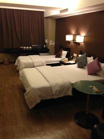Sunny Day Hotel (Tsim Sha Tsui): Family Room