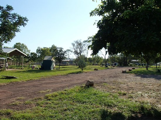 Home Valley Station: Camp grounds