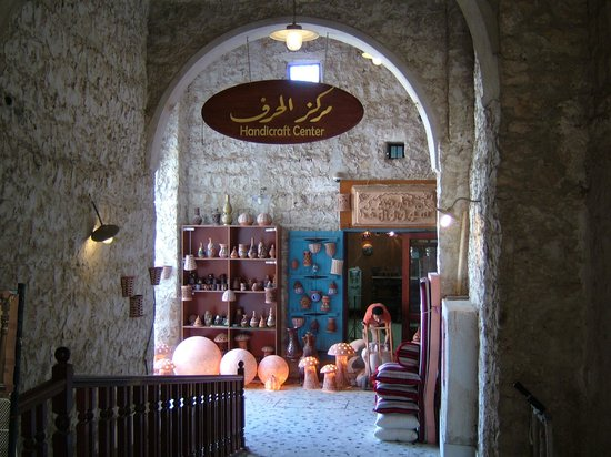 Souq Waqif: Wares on offer