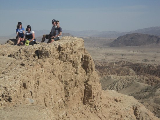 California Overland Desert Excursions: Fonts Point