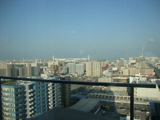 Osaka Joytel Hotel : Good Morning Osaka