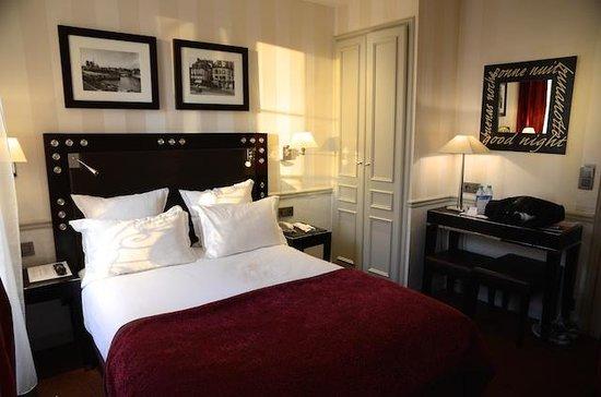 Hotel Duquesne Eiffel : Room 36