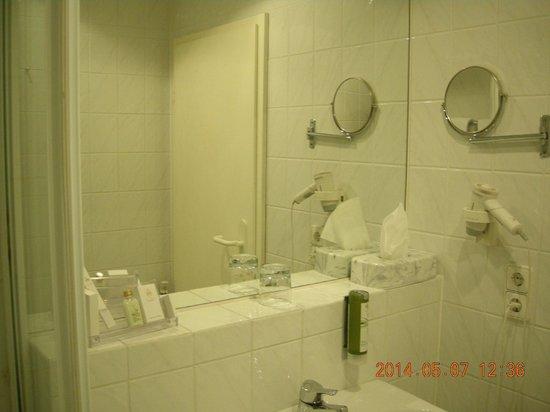 Hotel Am Muehlenteich: Washroom