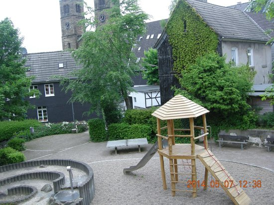 Hotel Am Muehlenteich: View from the Room