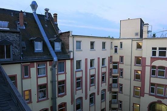Frankfurt Hostel: フランクフルト ホステル