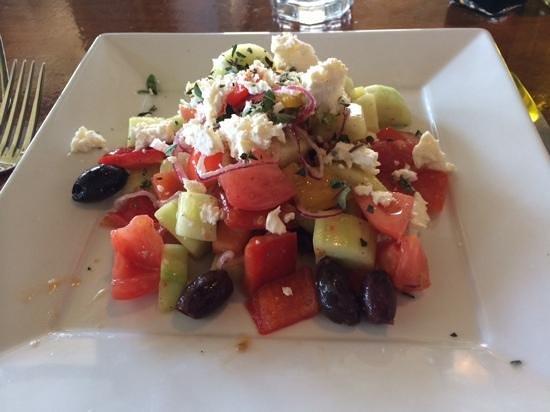 Moonshadows: insalata greca