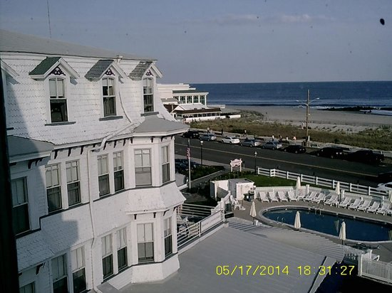 Inn of Cape May: view frrom our room