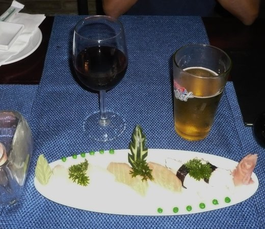 La Casserole : Nigiri sushi collection