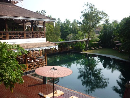 Belmond Governor's Residence : The pool