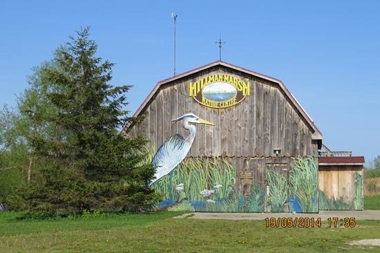 Leamington, Canada: Hillamn Nature Center