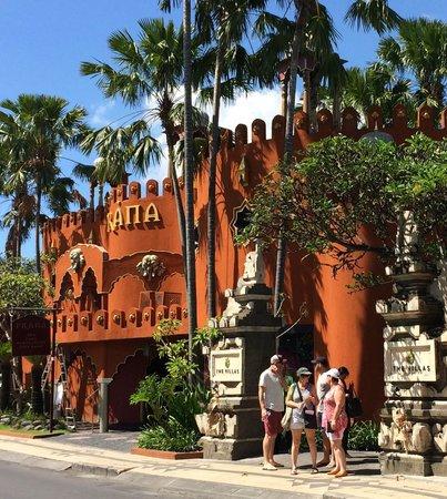 """The Villas Bali Hotel & Spa : Entrance to T""""he Villas"""""""
