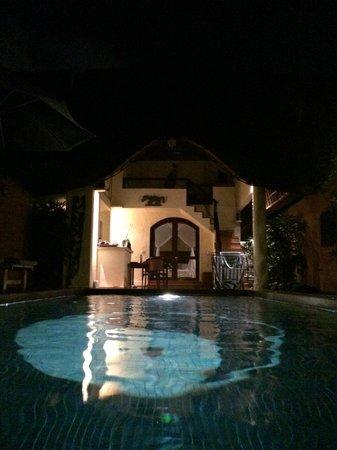 The Villas Bali Hotel & Spa : private villa pool