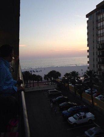 Sirata Beach Resort : outstanding view