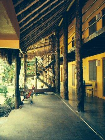 Koox City Garden Hotel: Entrance