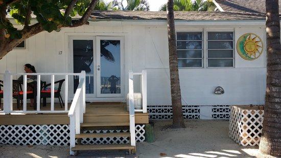 Atlantic Bay Resort: Beachfront Cottage #17