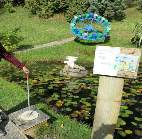 The Waterworks: Waterworks attraction