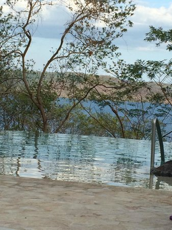 Andaz Costa Rica Resort At Peninsula Papagayo: View from the pool area