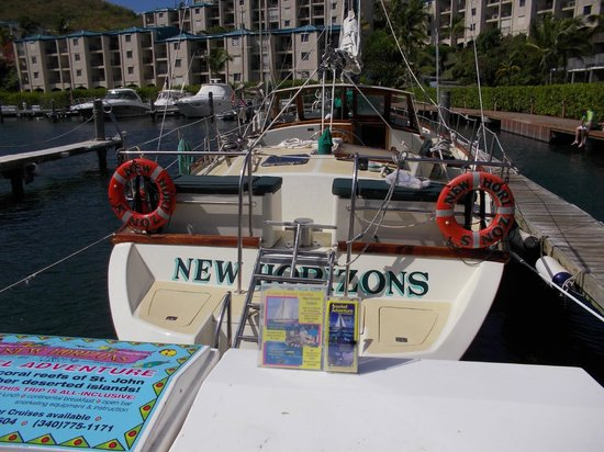 New Horizons Day Sail: Copyright 2014 MD - World Rights regardless of TripAdvisor terms of use