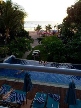 The Camakila Legian Bali: Sunset view