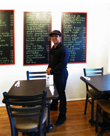 Vegan Express: Tam's here to serve you