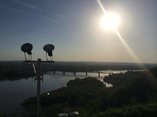 Salavat Yulaev Monument: Sunset