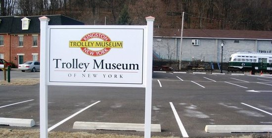 ‪Trolley Museum Of New York‬