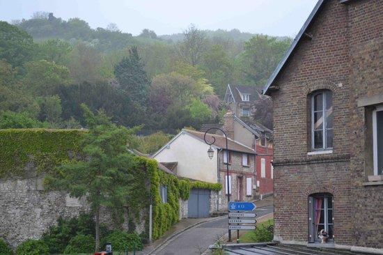 Villa Alienor : View from room