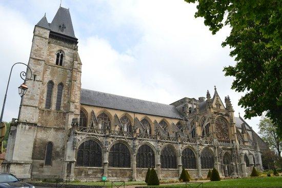 Villa Alienor : Notre-Dame de  Les Andelys