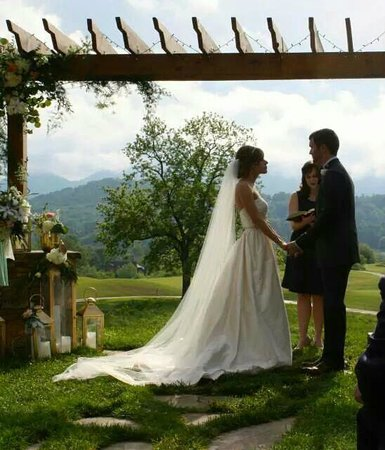 Wedding at Brasstown Valley Resort & Spa