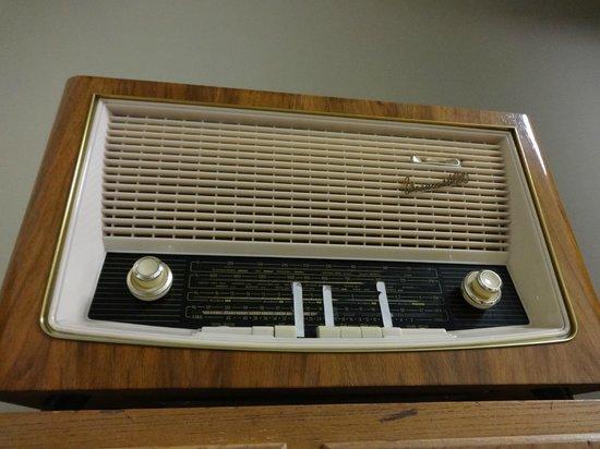 Gedenkstätte Normannenstraße (Stasi-Museum): Radio