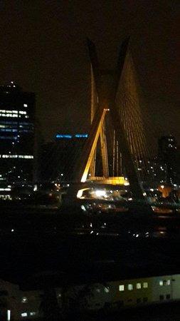 Novotel Sao Paulo Morumbi: Vista do quarto