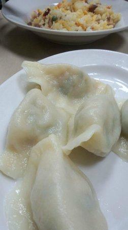 Hoanyon: 豚肉水餃子