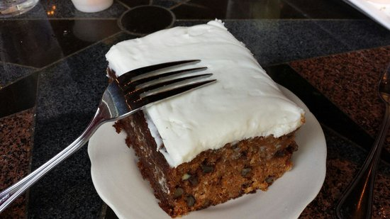 Taggarts: Carrot Cake!