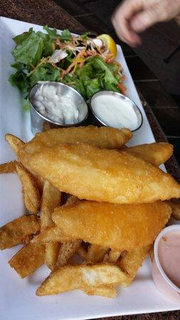 Taggarts: Fish and Chips!