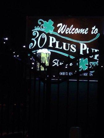 30 Plus Pub