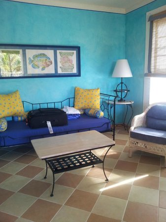 Melia Cayo Santa Maria: Sitting area in room