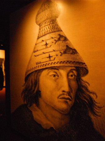 Royal British Columbia Museum: Aboriginal decor