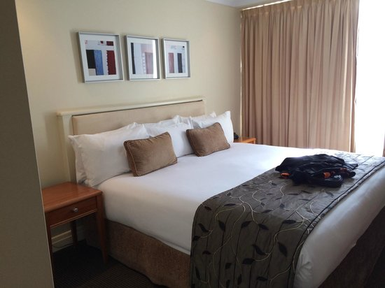 Rydges South Bank Brisbane: Bedroom