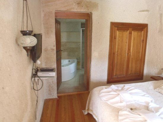 Dervish Cave House : Nicely appointed rooms
