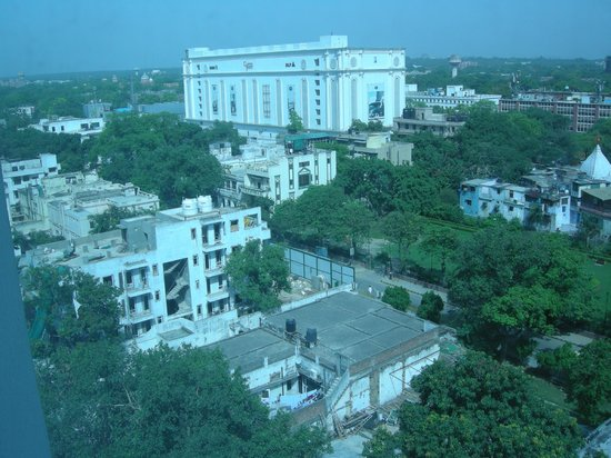 The Park New Delhi: View from the Room