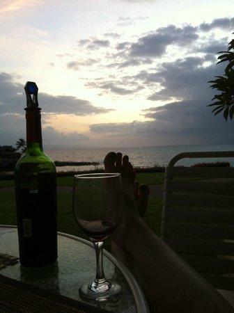 Napili Point Resort: Ahhhloha!