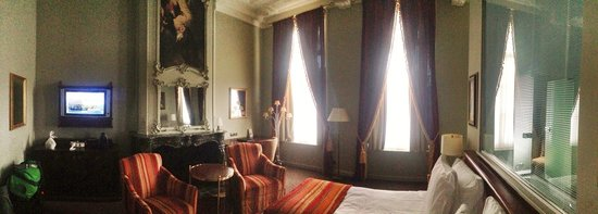 Hotel Dukes' Palace Bruges : Room panorama