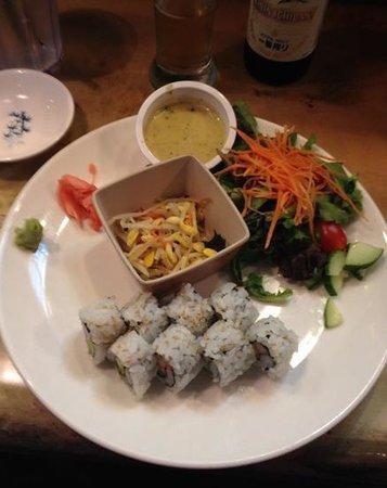 Lan Pan-Asian Cafe: Sushi