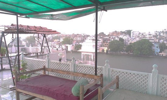 Hotel Thamla Haveli: top view