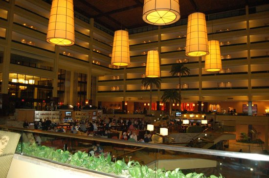 JW Marriott Desert Springs Resort & Spa: lounge