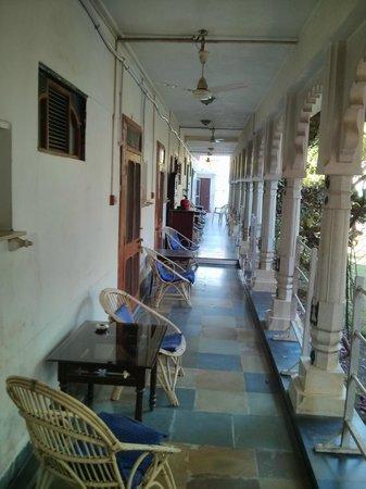 Rangniwas Palace Hotel : Coridor