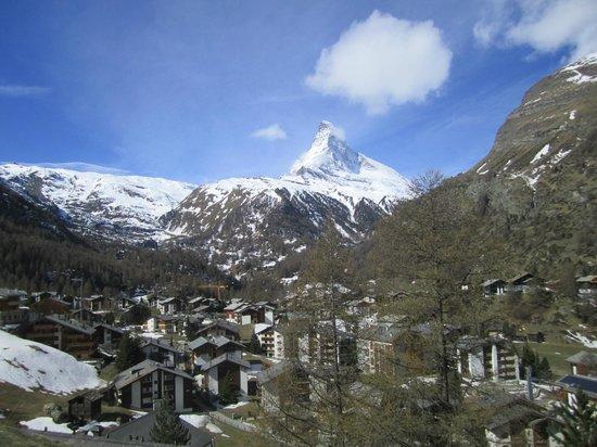 Matterhorn: GGBの車窓から