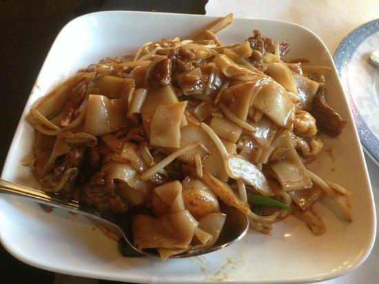 Uncle Wang's Restaurant: Chow Fun